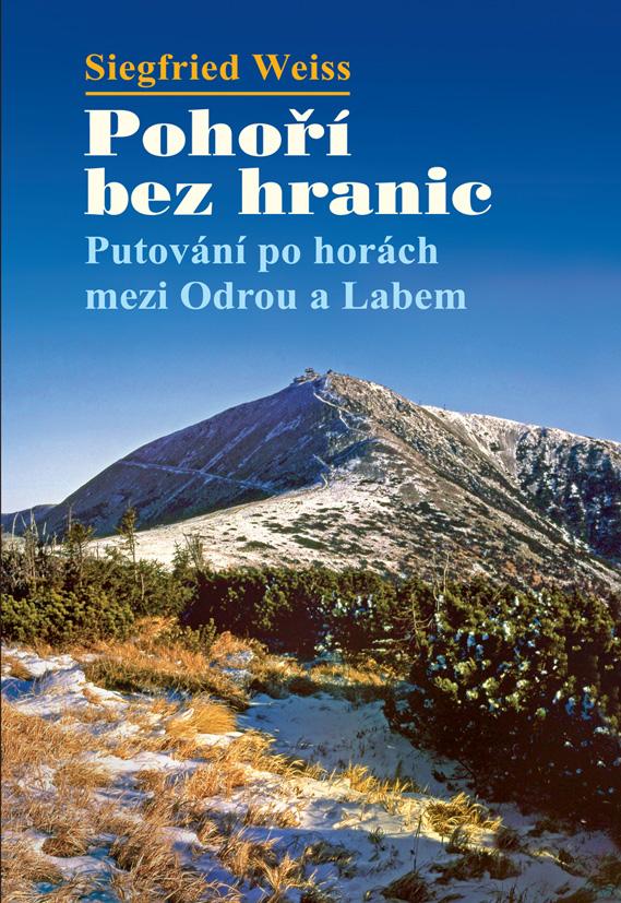Výsledek obrázku pro kniha pohoří bez hranic